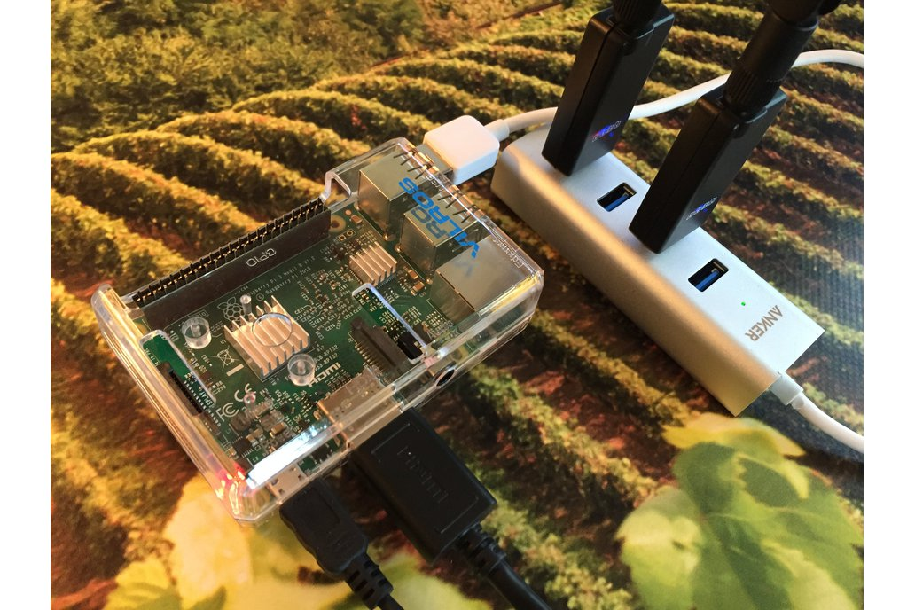 Globalsat LD-20H LoRa USB dongle for Vinduino 5