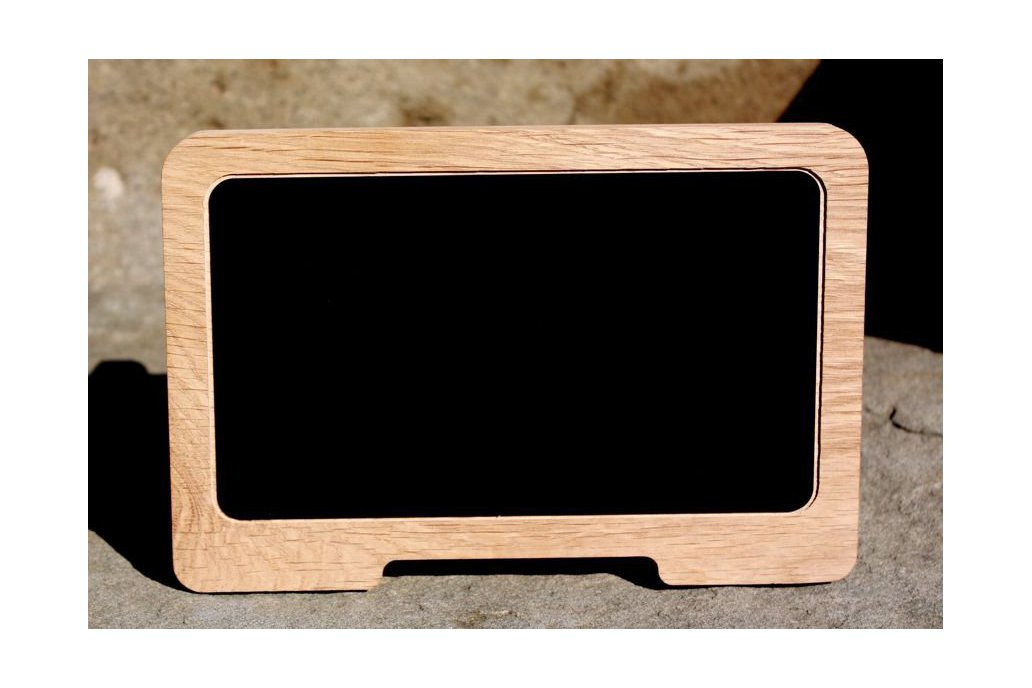 Raspberry Frame Oak 16 1