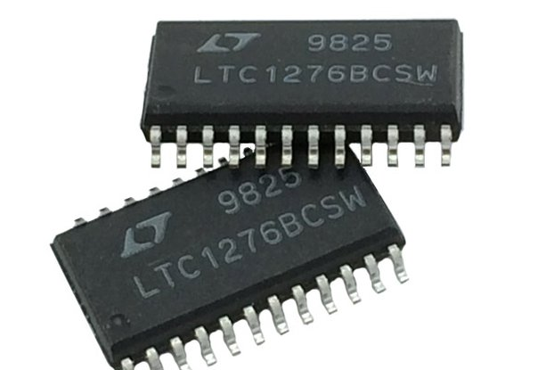 Linear LTC1276 12-bit 300Ksps ADC pack of THREE