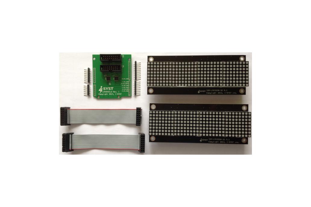 LED Matrix Multi-Display kit Duo for Arduino 1