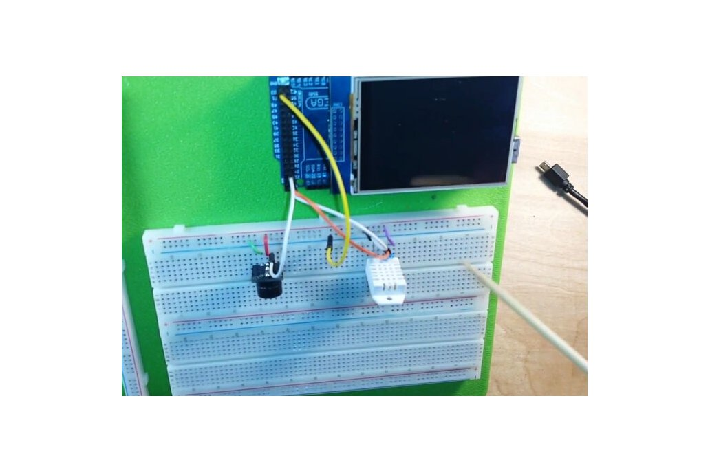 DHT22 Digital Temperature Humidity Sensor(1469) 2