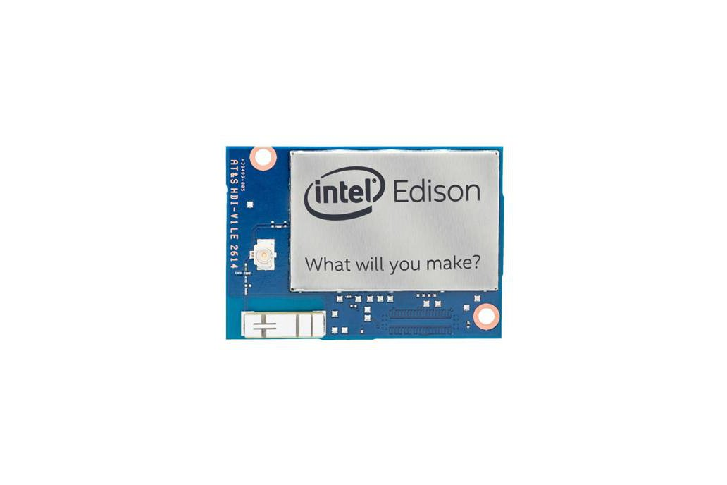 Intel Edison System-On-Modules IoT with antenna 2