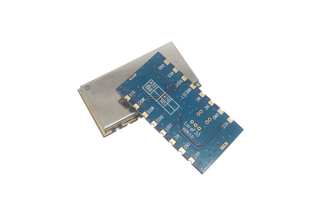 Lora1276F30 500mW 6-8km  868MHz /915MHz  RF module 1