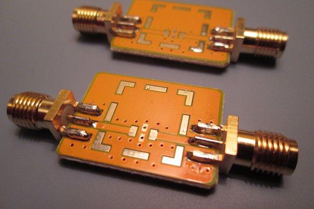 Mini-Circuits LFCN HFCN Filter Design Kit