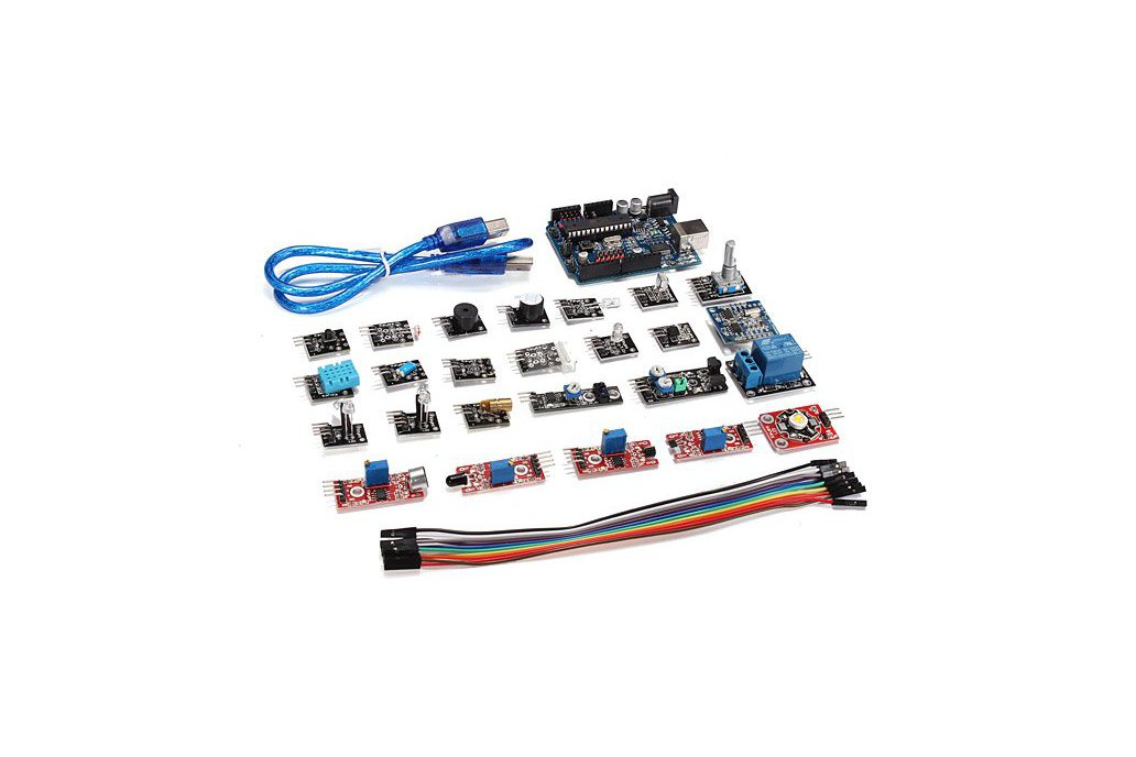 24 In 1 Sensor Module Kit Set  1