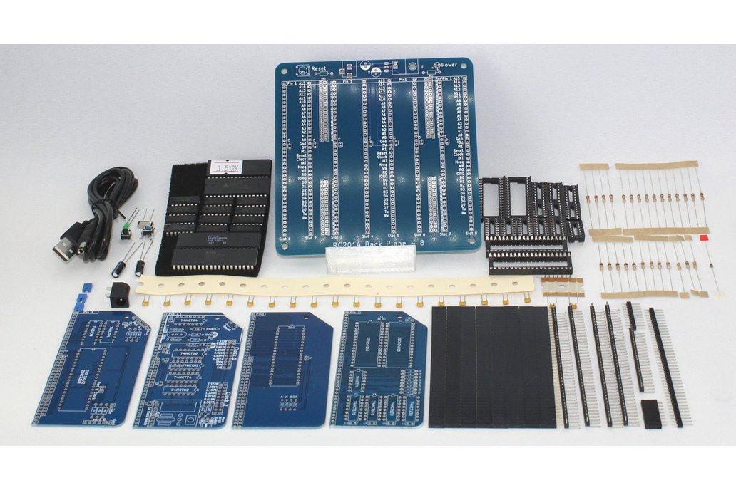 RC2014 ZED - Homebrew Z80 Computer Kit 7