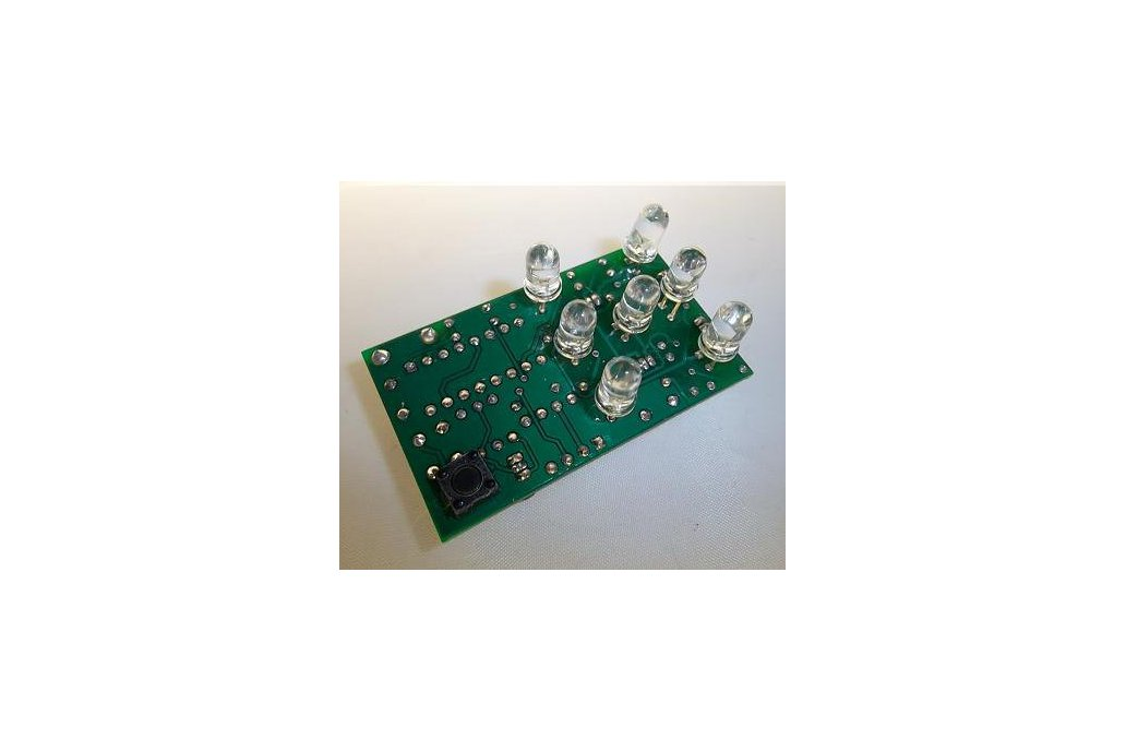 Electronic Shaky Dice Kit (#2062) 1