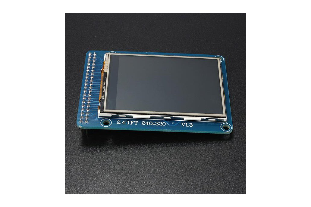 2.4 In LCD Touch Panel Display  5