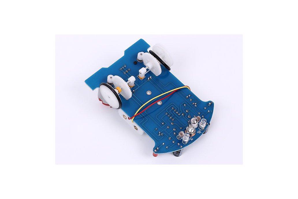 D2-5 Smart Tracking Robot Car(10168) 4