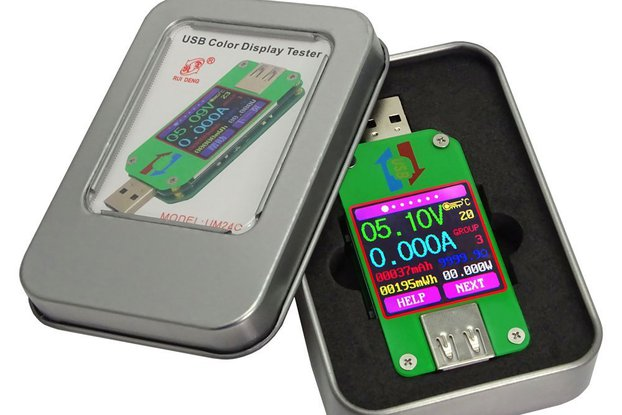Rui Deng UMC24 USB Color Display Tester