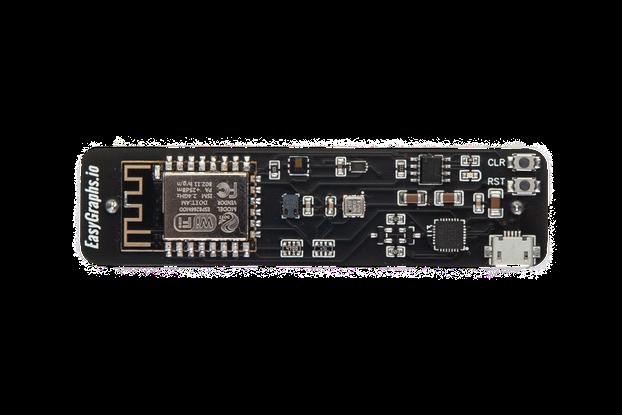 EasyGraphs.io Sensors Board