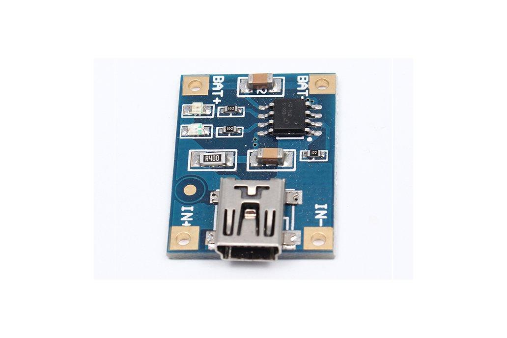 5pcs MICRO USB 1A Battery Charging Module(12653) 3