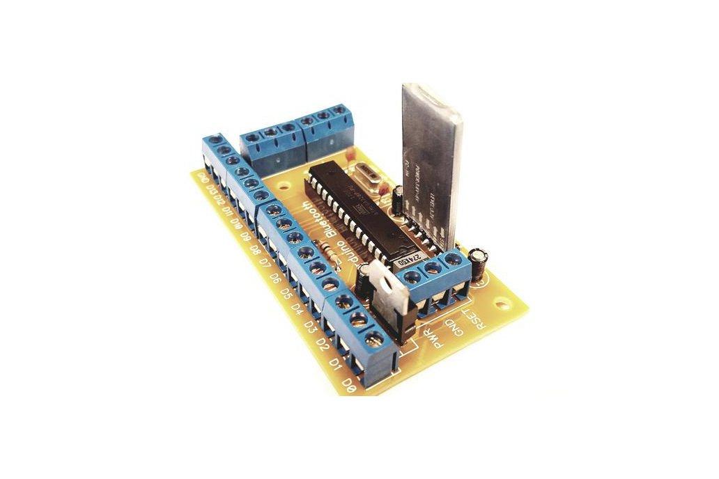 Arduino Bluetooth Breakout Board 2