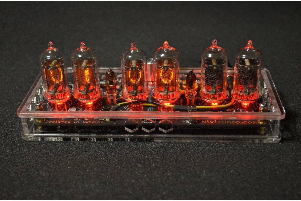 Z573M Nixie Tube Clock 6