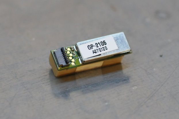 48-channel SiRF-IV GP-2106 tiny GPS module with breakout and level shifter