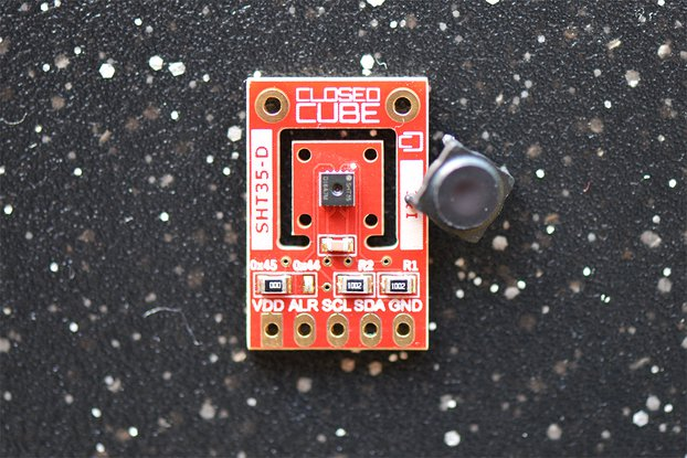 SHT35-D (Digital) Humidity & Temperature Sensor