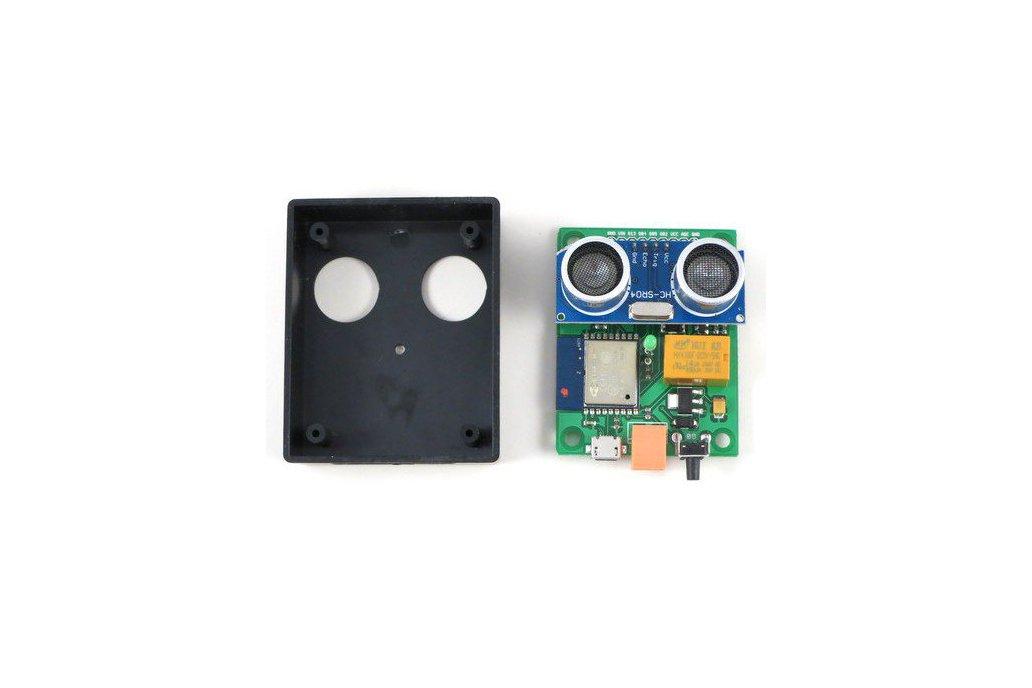 OpenGarage -- ESP8266-based Garage Door Opener 4