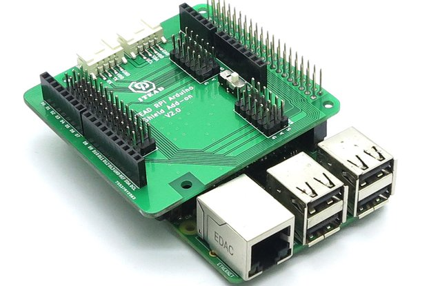 Raspberry Pi To Arduino Expansion Board(5710)
