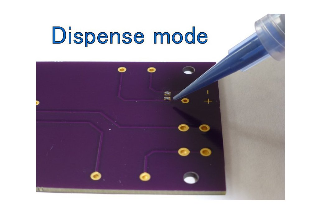 DM – Solder paste and adhesive dispenser 2