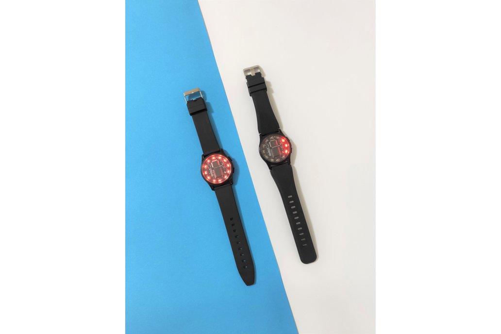 iO watch (Arduino compatible digital wristwatch) 1