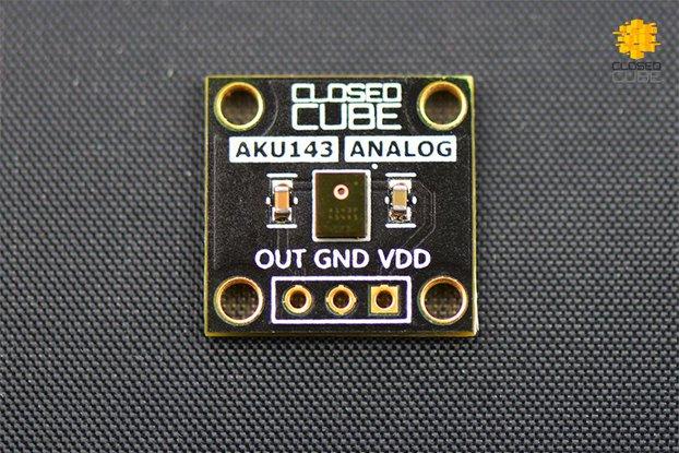 Akustica AKU143 Analog MEMS Microphone Breakout