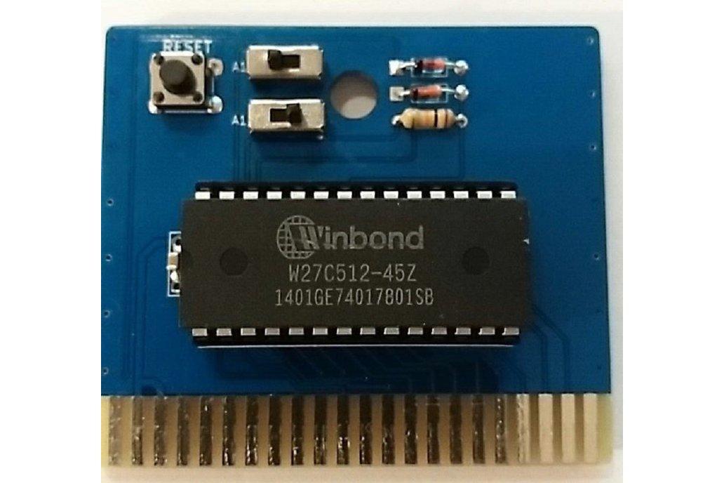 OpenC64Cart 16K - Blank Commodore 64 Cartridge 1