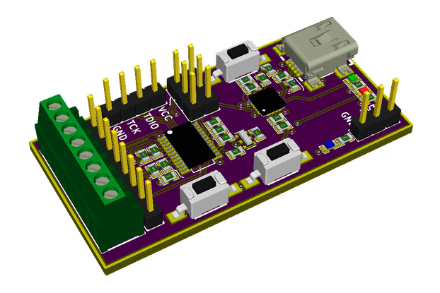 MSP430AFE253 Development Board