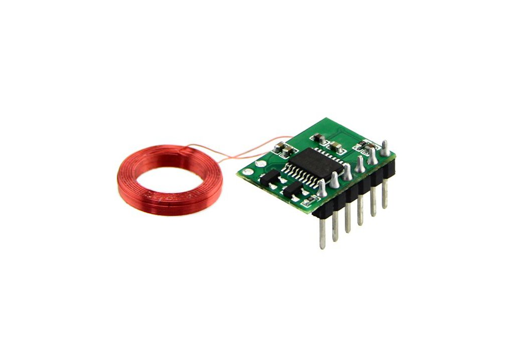 Mini 125Khz RFID Module Antenna 35mm 1