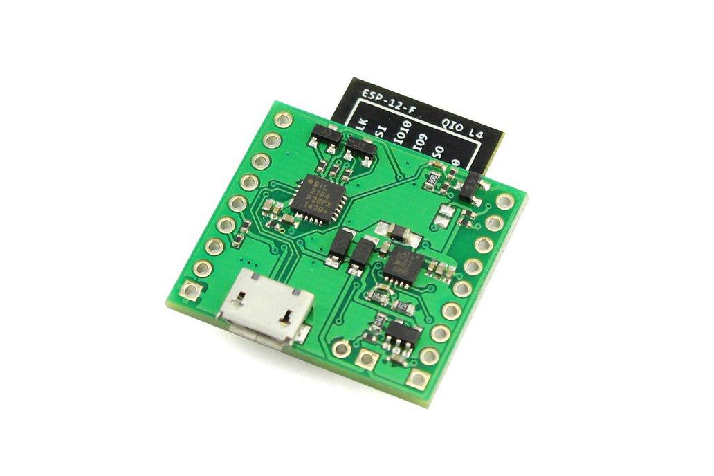 Homefixer ESP8266 devboard 3