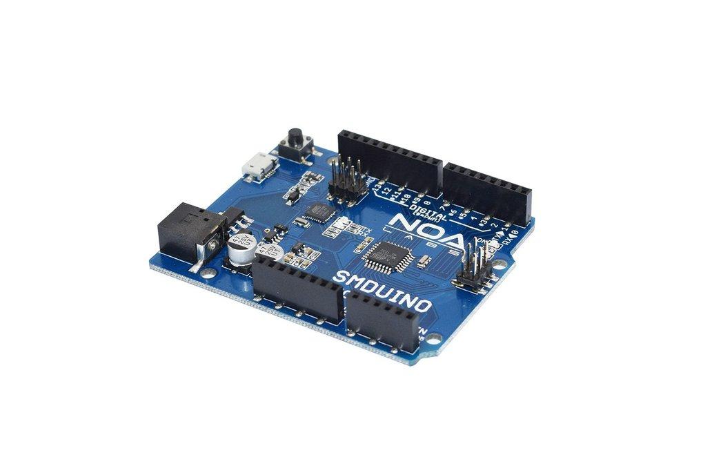 SMD SMDuino UNO Board Arduino compatible 4