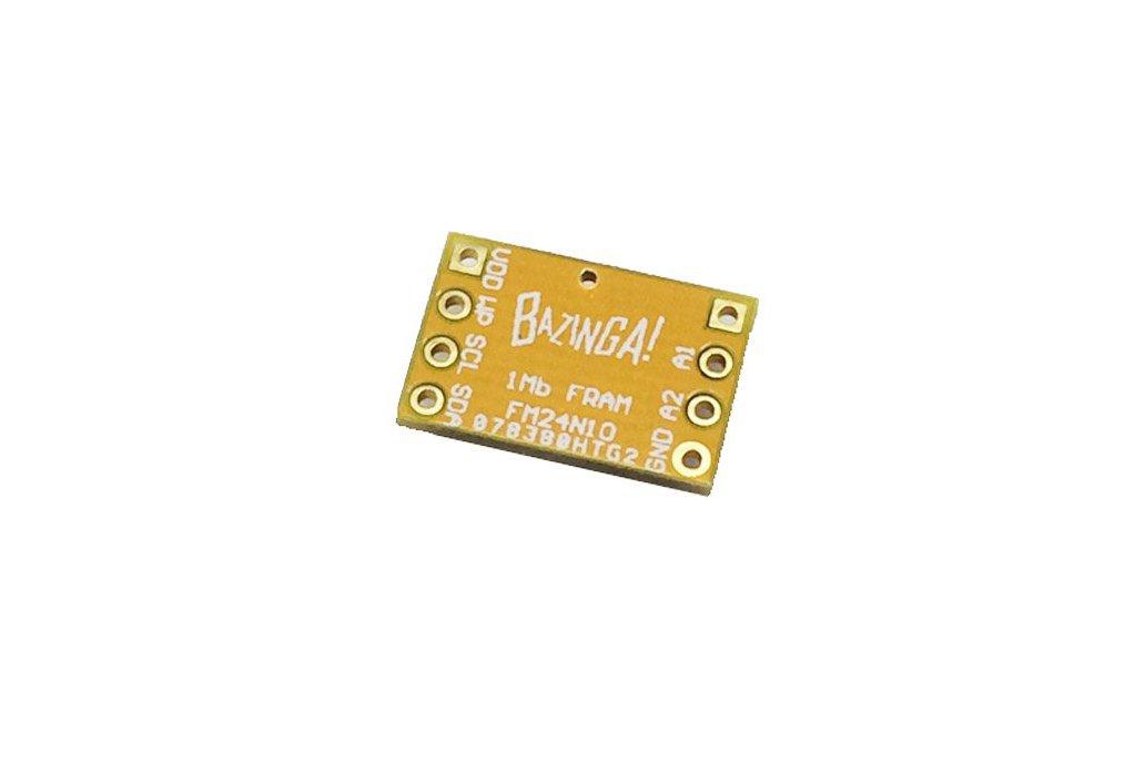 Cypress FM24V10 - 1Mbits I2C FRAM breakout 2