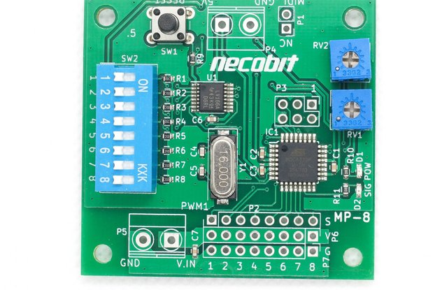 MP-8 [MIDI Mechanical System]