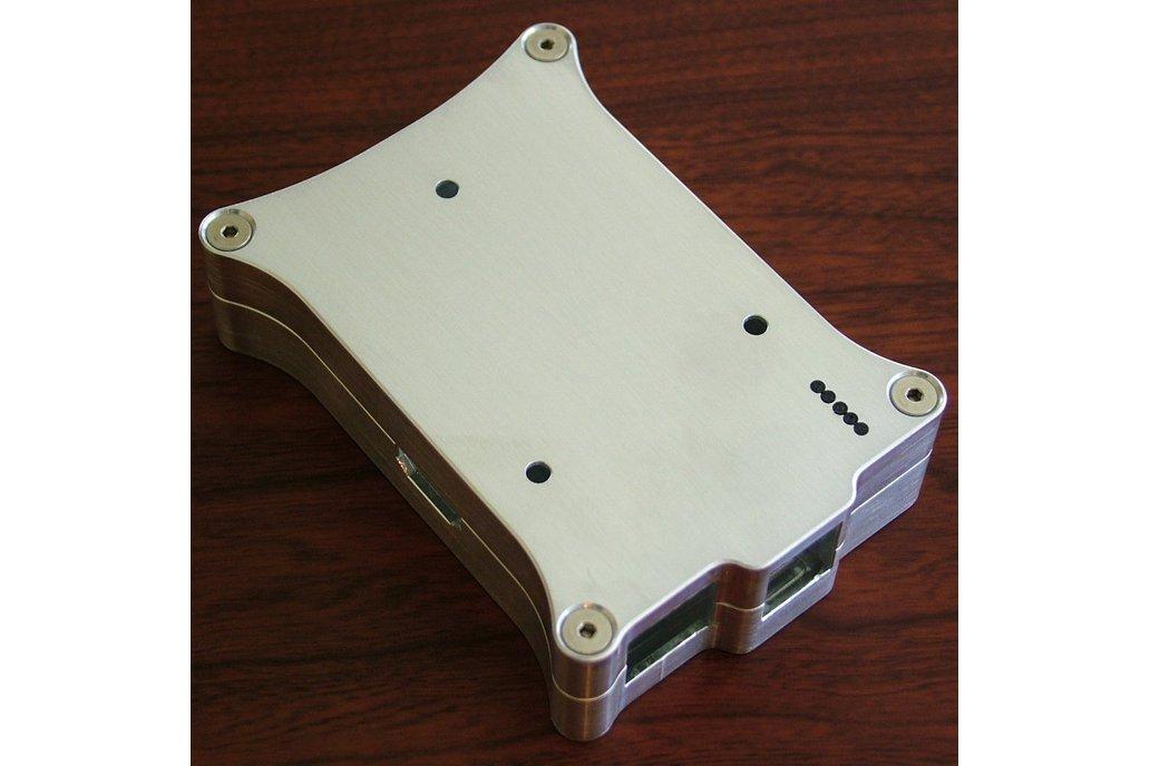 Aluminum Raspberry Pi Case 1