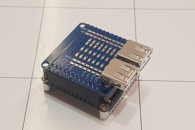 Kit Nano Pi proto Hat
