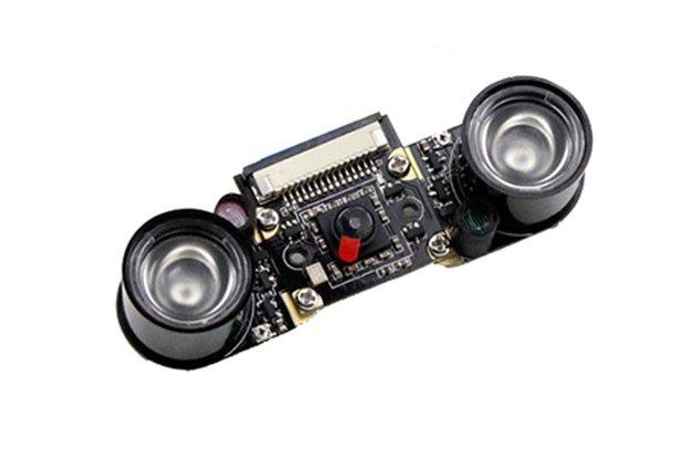 Raspberry Pi Night Vision Camera Module