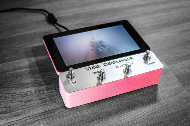 Audio/Video Foot Pedal