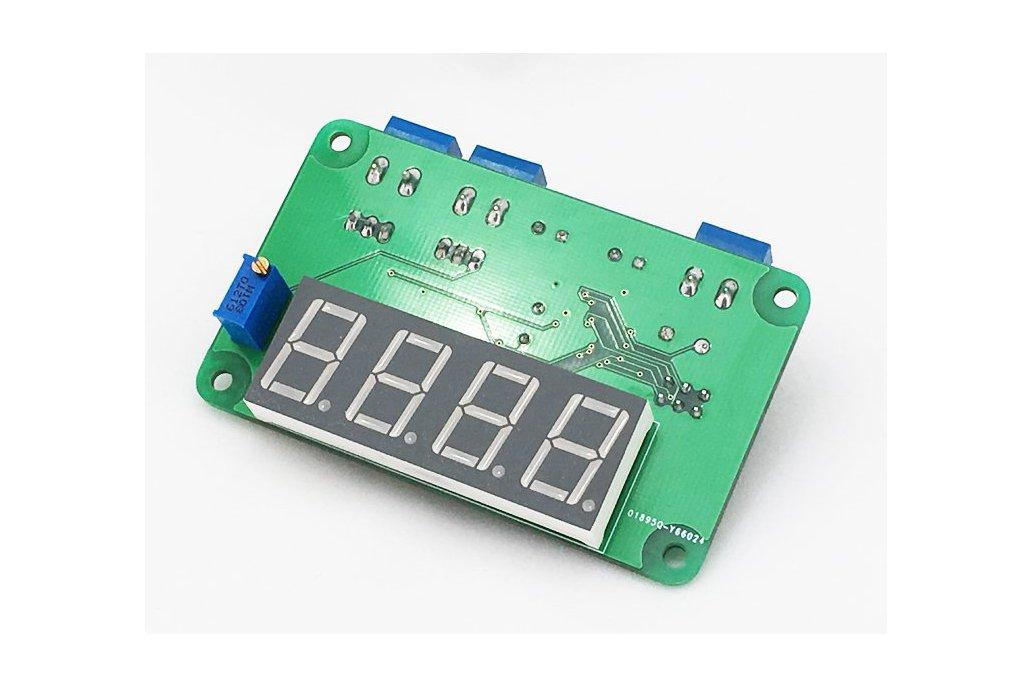 Seven-Segment Thermistor Extruder Controller 1