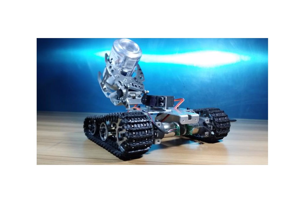 Tank Crawler Chassis with Claw/Gripper 1