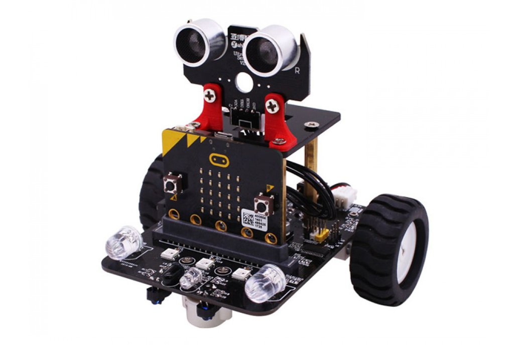 Micro:bit smart robot car 1