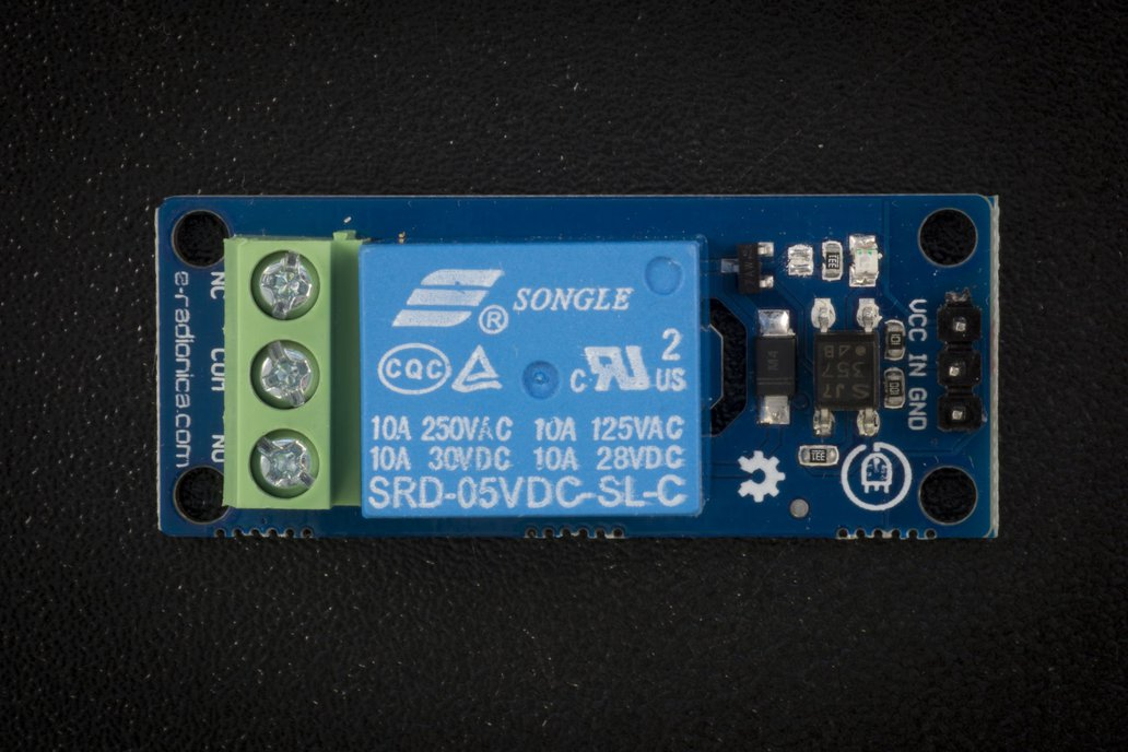 Relay module (made by e-radionica) 1