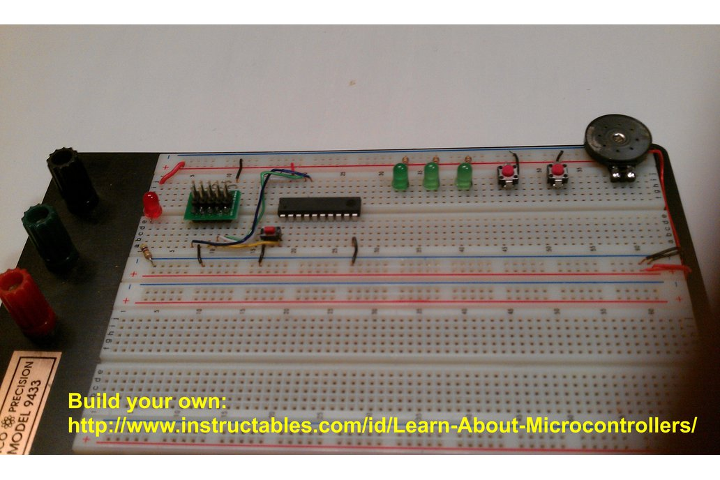 Introduction to Microcontrollers 7