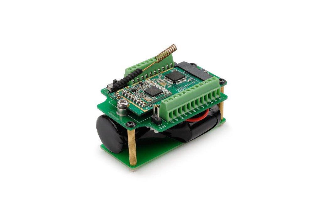 Waterproof Battery Powered LoRa Sensor Node-LSN50 5