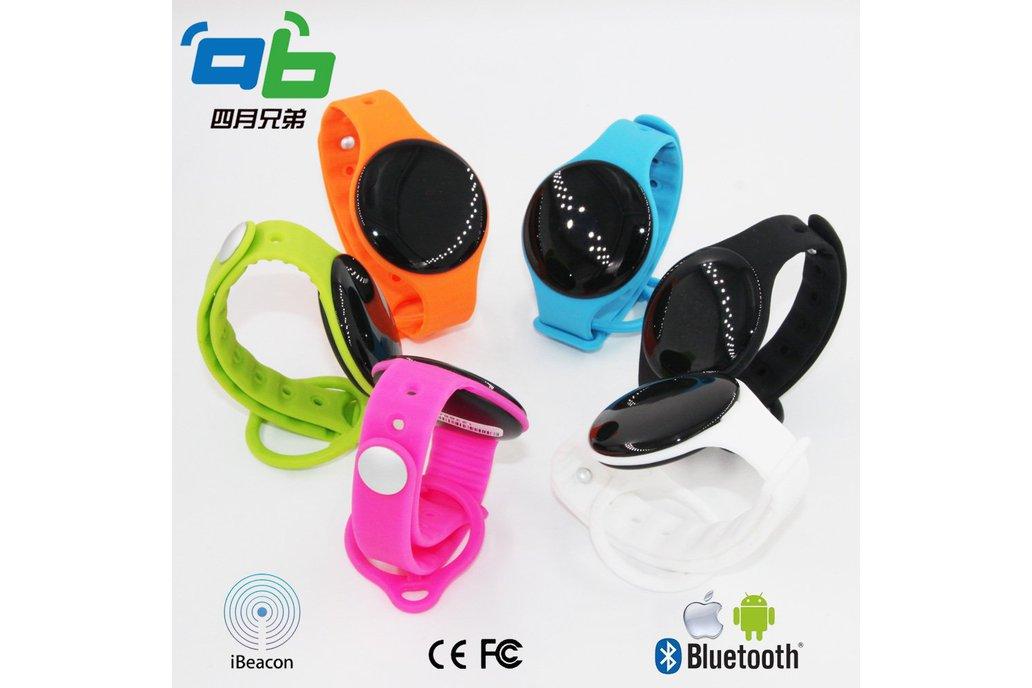 Wristband iBeacon  Eddystone Tech supported 1