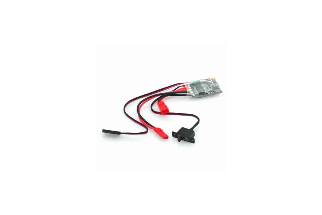 Electronic Speed Controller for RC Projects 2