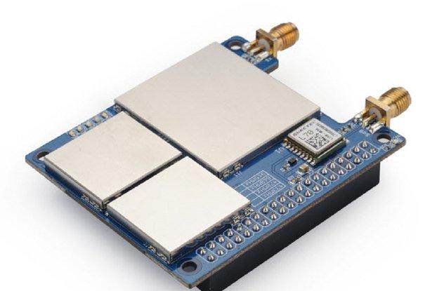 PG1301 - LoRaWAN GPS Concentrator for Raspber