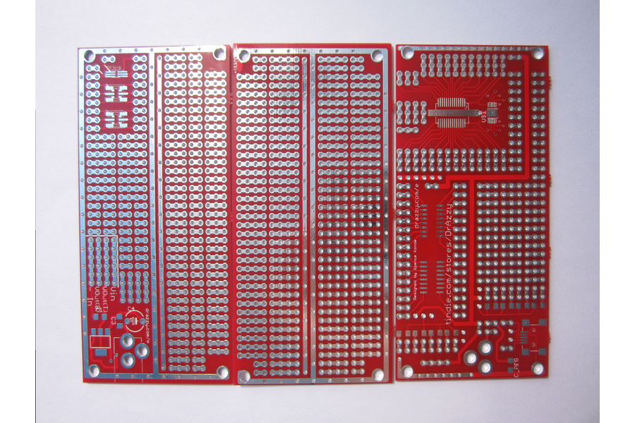 """2"""" x 4"""" Prototyping/Project boards"""