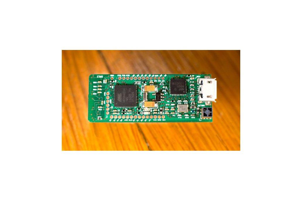 10 Pack - IMUduino BTLE, Node.js + WebGL + Arduino 5