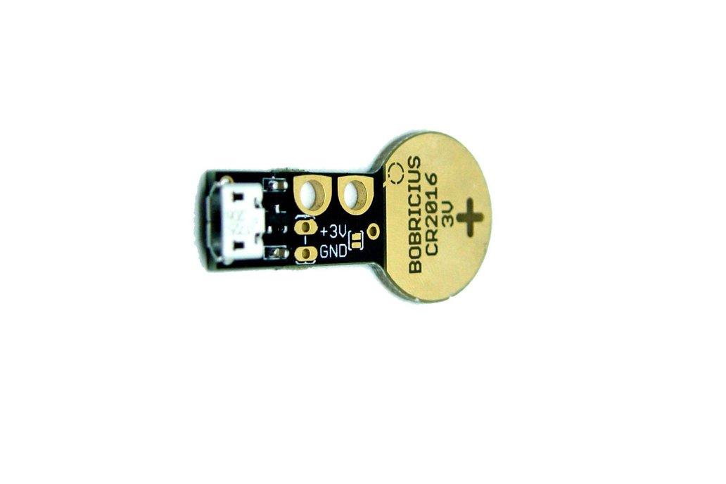 Coin cell battery emulator CR2016/CR2032 4