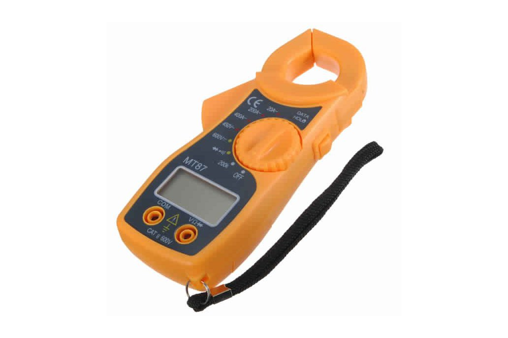 Digital Clamping Type Multimeter Tester 1