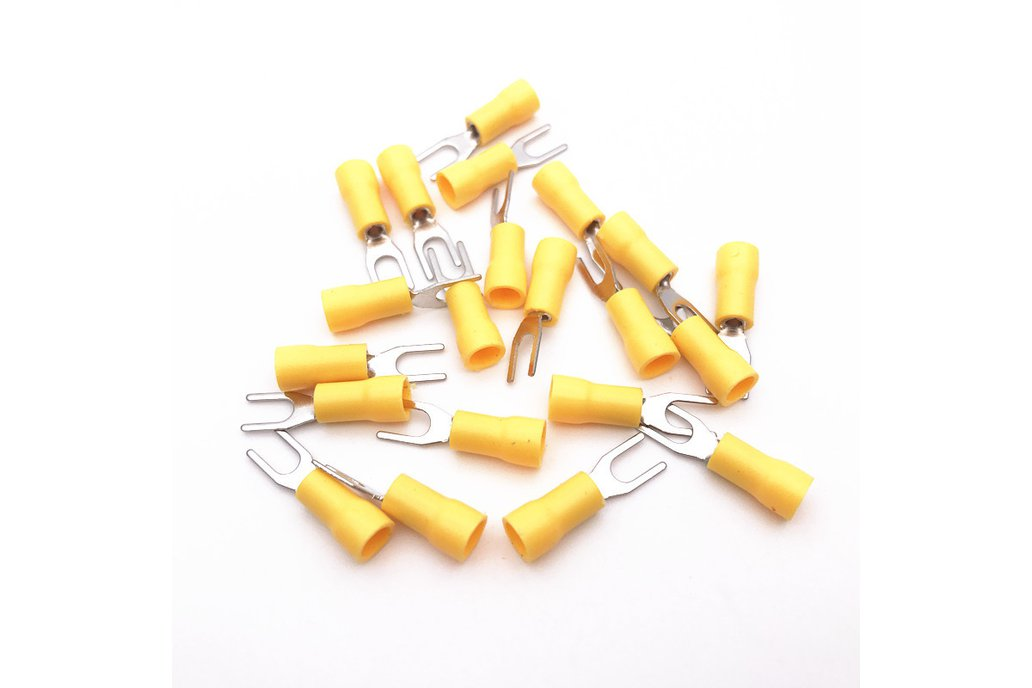 100pcs  Wire Connector 4